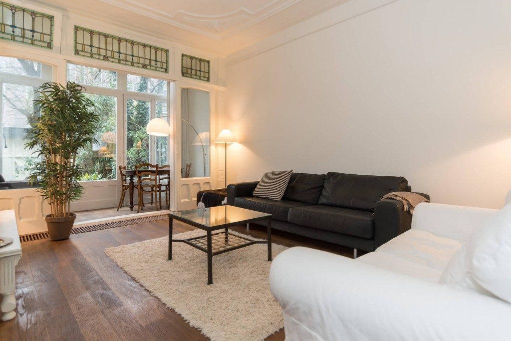 Heerlijk appartement gelegen aan het Sarphatipark in De Pijp