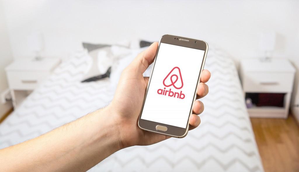 aanbod airbnb per stad